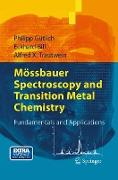 Cover-Bild zu Mössbauer Spectroscopy and Transition Metal Chemistry von Bill, Eckhard