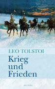Cover-Bild zu Krieg und Frieden von Tolstoi, Leo