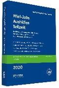 Cover-Bild zu Mini-Jobs, Aushilfen, Teilzeit 2020 von Abels, Andreas