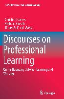 Cover-Bild zu Discourses on Professional Learning von Harteis, Christian (Hrsg.)