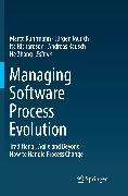 Cover-Bild zu Managing Software Process Evolution von Kuhrmann, Marco (Hrsg.)