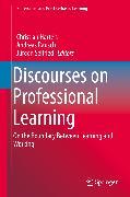 Cover-Bild zu Discourses on Professional Learning (eBook) von Rausch, Andreas (Hrsg.)