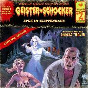 Cover-Bild zu Geister-Schocker, Folge 2: Spuk im Klippenhaus (Audio Download) von Tippner, Thomas
