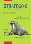 Cover-Bild zu Stratego 6. Arbeitsheft von Menzel, Wolfgang (Hrsg.)