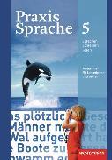 Cover-Bild zu Praxis Sprache 5. Materialien für Lehrerinnen und Lehrer von Menzel, Wolfgang (Hrsg.)