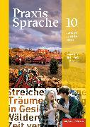 Cover-Bild zu Praxis Sprache 10. Lehrermaterial von Menzel, Wolfgang (Hrsg.)