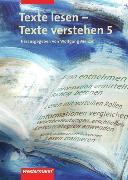 Cover-Bild zu Texte lesen - Texte verstehen 5. Arbeitsheft von Menzel, Wolfgang (Hrsg.)