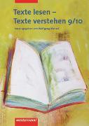 Cover-Bild zu Texte lesen - Texte verstehen 9/10. Arbeitsheft von Wolfgang, Menzel (Hrsg.)