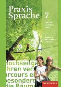 Cover-Bild zu Praxis Sprache 7. Allgemeine Ausgabe 2010. Materialien für Lehrer und Lehrerinnen von Menzel, Wolfgang (Hrsg.)