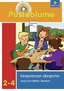 Cover-Bild zu Pusteblume 2.-4. Schuljahr. Kompetenzen überprüfen. Aufgabenblätter Deutsch von Menzel, Wolfgang