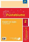 Cover-Bild zu Pusteblume. Das Sprachbuch 2. Schuljahr. Kopiervorlagen von Menzel, Wolfgang