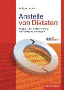 Cover-Bild zu Anstelle von Diktaten von Menzel, Wolfgang