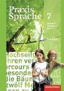 Cover-Bild zu Praxis Sprache 7. Arbeitsheft von Menzel, Wolfgang (Hrsg.)
