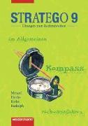 Cover-Bild zu Stratego 9. Arbeitsheft mit Lösungen von Menzel, Wolfgang (Hrsg.)