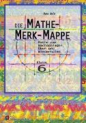 Cover-Bild zu Die Mathe-Merk-Mappe Klasse 6 von Held, Reto