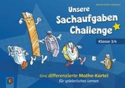 Cover-Bild zu Unsere Sachaufgaben-Challenge von Kinkel-Craciunesco, Martina