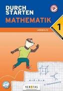 Cover-Bild zu Durchstarten Mathematik 1. Klasse Mittelschule/AHS Lernhilfe von Olf, Markus