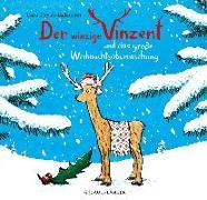 Cover-Bild zu Naylor-Ballesteros, Chris: Der winzige Vinzent und eine große Weihnachtsüberraschung