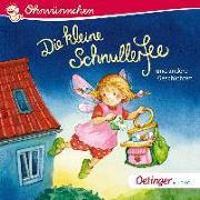 Cover-Bild zu Die kleine Schnullerfee von Reider, Katja