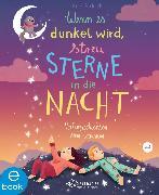 Cover-Bild zu Wenn es dunkel wird, streu Sterne in die Nacht (eBook) von Richert, Katja