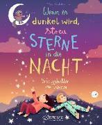 Cover-Bild zu Wenn es dunkel wird, streu Sterne in die Nacht von Richert, Katja