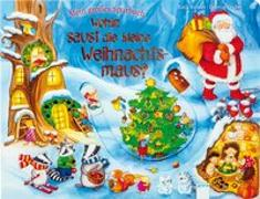 Cover-Bild zu Wohin saust die kleine Weihnachtsmaus? von Richert, Katja