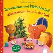 Cover-Bild zu Tannenbaum und Plätzchenduft - Weihnachten liegt in der Luft von Richert, Katja