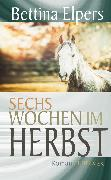 Cover-Bild zu Elpers, Bettina: Sechs Wochen im Herbst (eBook)