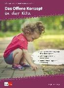 Cover-Bild zu Das Offene Konzept in der Kita von Franz, Margit (Hrsg.)