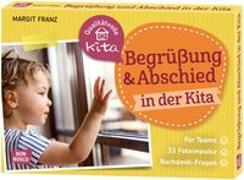 Cover-Bild zu Begrüßung und Abschied in der Kita von Franz, Margit