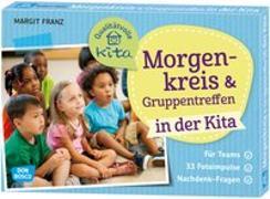 Cover-Bild zu Morgenkreis und Gruppentreffen in der Kita von Franz, Margit