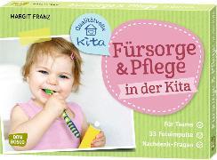 Cover-Bild zu Fürsorge und Pflege in der Kita von Franz, Margit