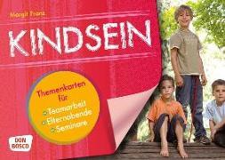Cover-Bild zu Kindsein von Franz, Margit
