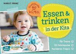 Cover-Bild zu Essen und trinken in der Kita von Franz, Margit
