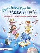 Cover-Bild zu Der kleine freche Tintenklecks von Gulden, Elke