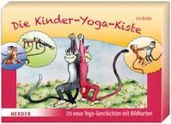 Cover-Bild zu Die Kinder-Yoga-Kiste von Binder, Iris