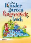 Cover-Bild zu Das Kindergartenfingerspielebuch von Biermann, Ingrid