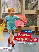 Cover-Bild zu Kreative Bewegungsspiele von Zimmer, Renate