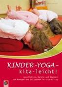 Cover-Bild zu Kinder-Yoga - kita-leicht! von Geisler, Heike