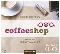 Cover-Bild zu Coffeeshop 1.01-1.03 von Zillgens, Gerlis