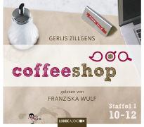Cover-Bild zu Coffeeshop 1.10-1.12 von Zillgens, Gerlis