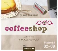 Cover-Bild zu Coffeeshop 1.07-1.09 von Zillgens, Gerlis