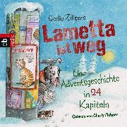Cover-Bild zu Lametta ist weg (Audio Download) von Zillgens, Gerlis