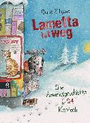 Cover-Bild zu Lametta ist weg (eBook) von Zillgens, Gerlis