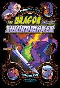 Cover-Bild zu The Dragon and the Swordmaker: A Graphic Novel von Peters, Stephanie