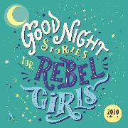 Cover-Bild zu Favilli, Elena: Good Night Stories for Rebel Girls 2020 Wall Calendar