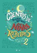 Cover-Bild zu Favilli, Elena: Cuentos de Buenas Noches Para Ninas Rebeldes 2 TD