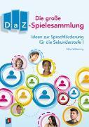 Cover-Bild zu Die große DaZ-Spielesammlung von Wilkening, Nina