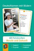 Cover-Bild zu Deutschlernen mit Bildern - Berufe und Zukunft von Verlag an der Ruhr, Redaktionsteam