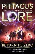 Cover-Bild zu Lore, Pittacus: Return to Zero (eBook)